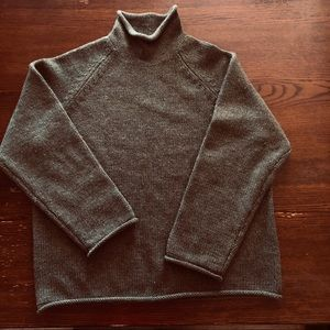 JCrew  100% Wool Sweater